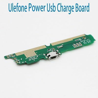 Placa de carga, puerto usb micrófono usb charging board Ulefone power
