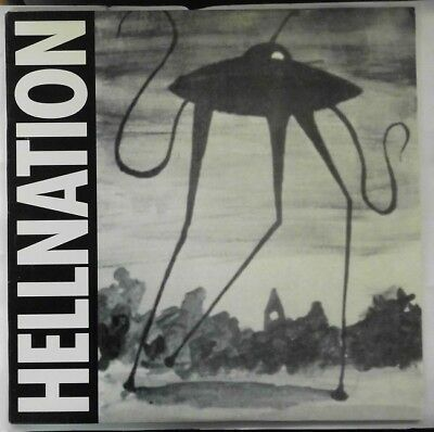 """Vinyl-LP: Hellnation """"Your Chaos Days Are Numbered"""" [white vinyl]"""