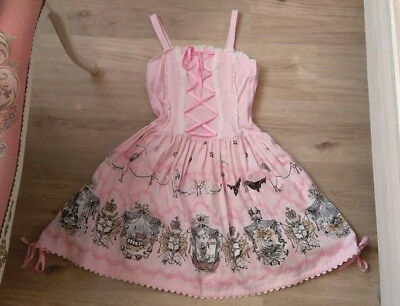 Alice and The Pirates Gothic Lolita Sweet Kleid Cosplay Btssb