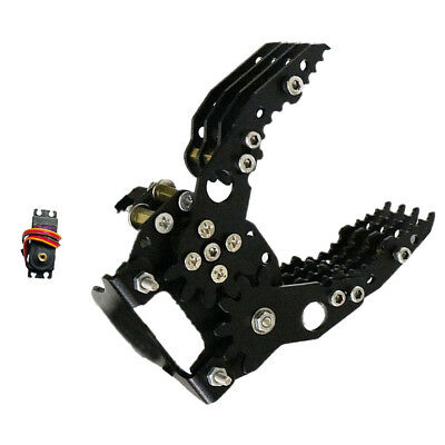 1 Set Mechanical Robot Arm Clamp Claw DIY Kits Manipulator for Robot