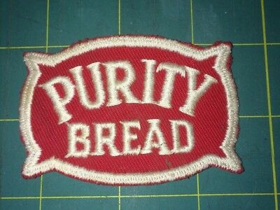 Vintage Purity Bread Advertising Patch(50S-60S)