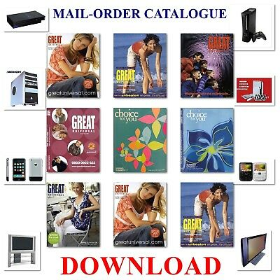 2000s GREAT UNIVERSAL MARSHALL WARD CATALOGUE PDF DOWNLOAD