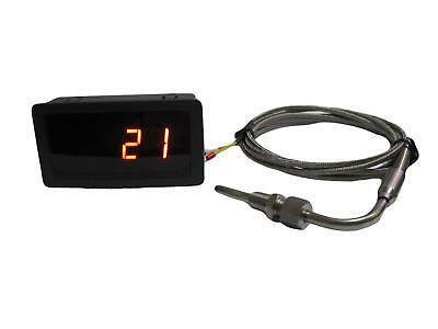 EGT Gauge w Red LED &     Exhaust Temperature Sensors Combo Kit (℃) - Special***