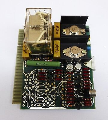 Studer Parts 1.081.381.00 Contactor Board for A80 -  NOS