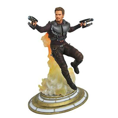 Marvel Gallery Gotg Maskless Star-Lord PVC Fig [New Misc] Statue, Collectible