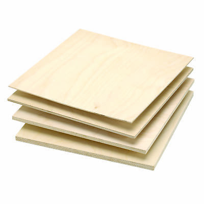 "Single Piece of Baltic Birch Plywood - 1/4"" thick x 24"" x 30"""