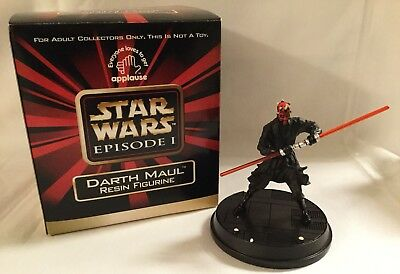 Star Wars Darth Maul Figurine MINT