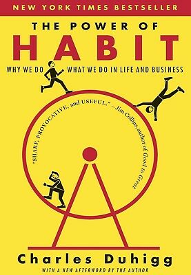 The Power of Habit PDF BOOK by Charles Duhigg