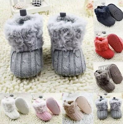 Adorable Warm And Comfy Baby Girls Boots. UK Seller
