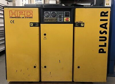 HPC / Kaeser AS36 Rotary Screw Compressor, 22kW! 120Cfm! 10Bar!