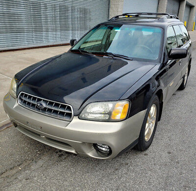 2003 Subaru Outback Limited ubaru Legacy Outback Limited Wagon Excellent Running Condition NO RUST
