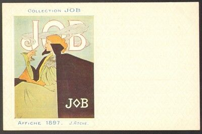 Jane Atché. Collection Job. Calendrier. Vers 1900