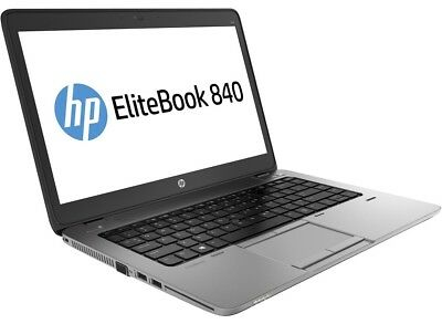 HP Elitebook 840 G1 Core i7-4510U 8 GB 256 GB SSD Bluetooth UMTS Windows 10 Home