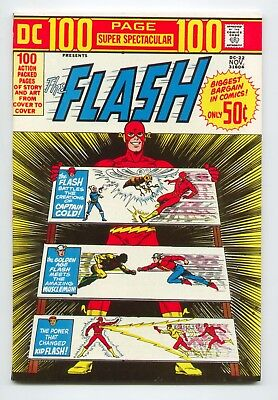 DC 100 Page Super Spectacular DC-22 FLASH 1973 NEAR MINT