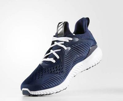 8a1007c82 ADIDAS ALPHABOUNCE EM Men s Size 8.5 Training Running Shoes CQ1341 NAVY BLUE
