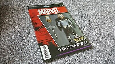 What If? Thor #1 Action Figure Variant (2018) Marvel One-Shot