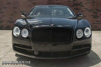 2014 Continental Flying Spur  2014 Bentley Flying Spur 4dr Sdn