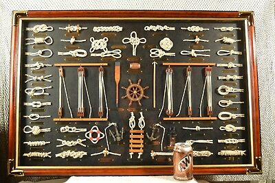 Large Nautical Knot Board