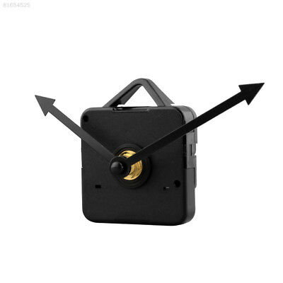 3CC1 826A Silent Clock Quartz Movement Mechanism Black Arrow Hand Part Tool Set