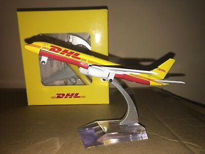 AIR DHL EXPRESS Airlines Boeing 757 Die-Cast Aircraft Model Airplane US  SELLER