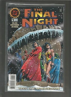 The Final Night #1 (Nov 1996, DC) VF/NM COMBINE SHIPPING