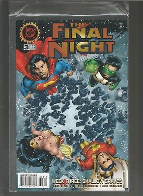 The Final Night #3 (Nov 1996, DC) VF/NM COMBINE SHIPPING