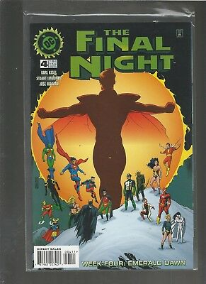The Final Night #4 (Nov 1996, DC) VF/NM COMBINE SHIPPING