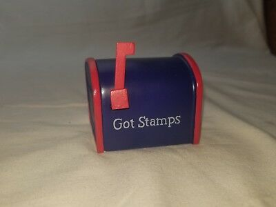 Stamp Dispenser Mailbox Cute