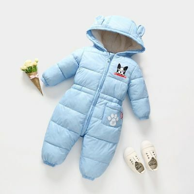 Rompers Baby Snowsuit Children Clothes Boy Girls Jumpsuit Kids Wear Cotton
