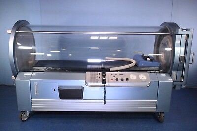 Sechrist 3200 32 inch Hyperbaric Chamber with Bed and Warranty Tested!! Nice!!