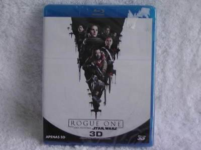 Rogue One: A Star Wars Story (Blu-ray 3D Only) - Portuguese and English
