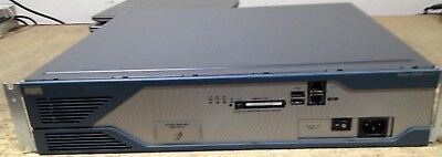 Cisco 2800 Series 2821 V07 Network Router 128MB Flash