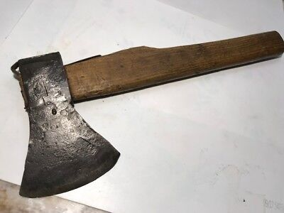 Vintage hand forged #6 Tomahawk w/handle
