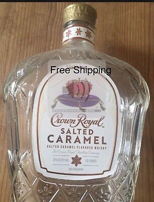 crown royal salted caramel limited edition 🎃