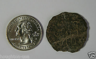 RARE Ancient Roman Evil Curse/Binding Spell Cast Upon Chariot Race: 28mm Lead