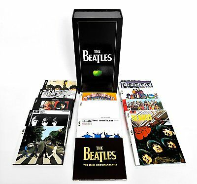 The Beatles Original Recordings Remastered in Stereo - 16CD Box Set Brand NEW UK