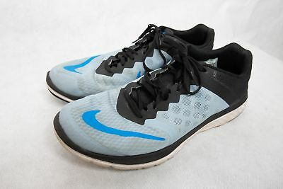 c0d5e90ca0441 Nike FS Lite Run 3 Athletic Running Training Shoes 807144-404 Men s Size 12  Blue