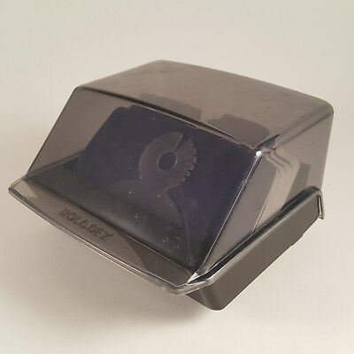 Rolodex Petite Closed Address File Organizer  S-300C - A-Z Tabs & Printed Cards