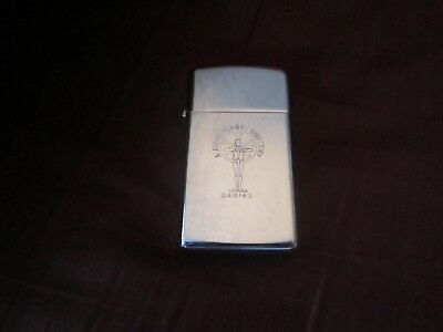 Motion Picture Academy Rare Vintage Member's Zippo Cigarette Lighter