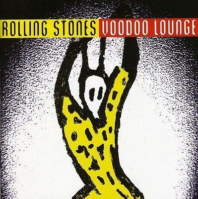 The Rolling Stones (Voodoo Lounge Cd - Sealed + Free Post)