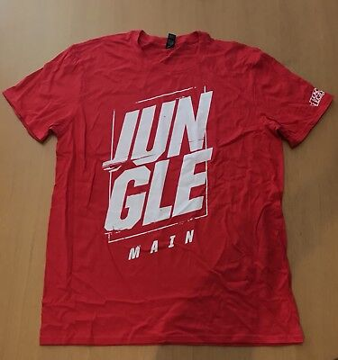 PAX East 2018 Exclusive League of Legends JUNGLE Main Red T Shirt Size S Small