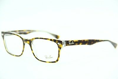 8f2c5acc874 New Ray-Ban Rb 5286 5082 Havana Eyeglasses Authentic Frame Rx Rb5286 51-18