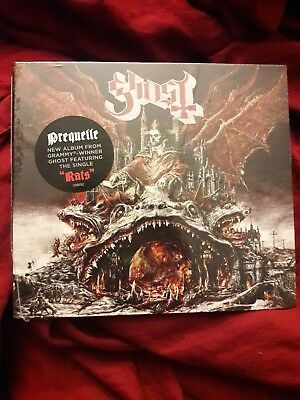 Ghost - Prequelle [New digipak CD]
