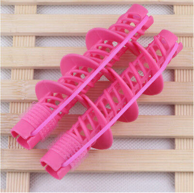 2Pcs Fashion Hair Styling Tools Not Hurt Hair Curlers Magical Rollers Tool HOT