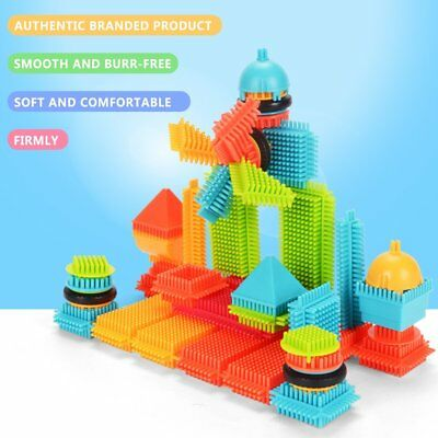 150pcs 3D Building Blocks Playboards Tiles Toys Educational For Baby Kids Gifts