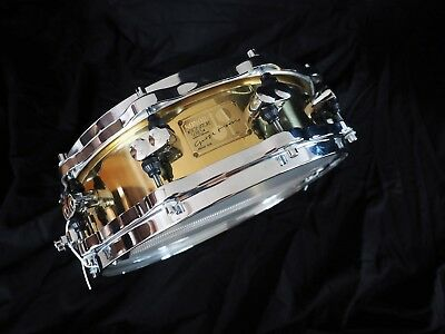 SONOR Signature Series SY 1440 Brass Snare (Sonor Vintage)