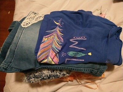 Bulk Lot Girls Clothing Size 5-7 mixed bundle in vgood to excellent condition