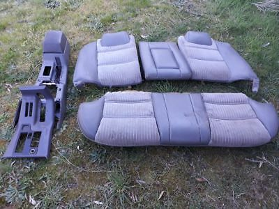 Vr vs calais rear seat and console