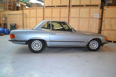 Mercede-Benz 380SL - Hardtop convertible - Excellent history
