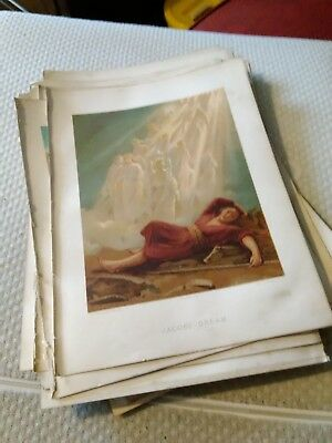 religious picture book  plates 1850s x 41
